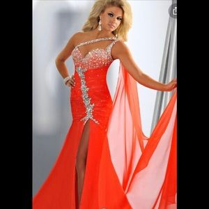 Ritter Originals Pageant Prom Evening Dress!